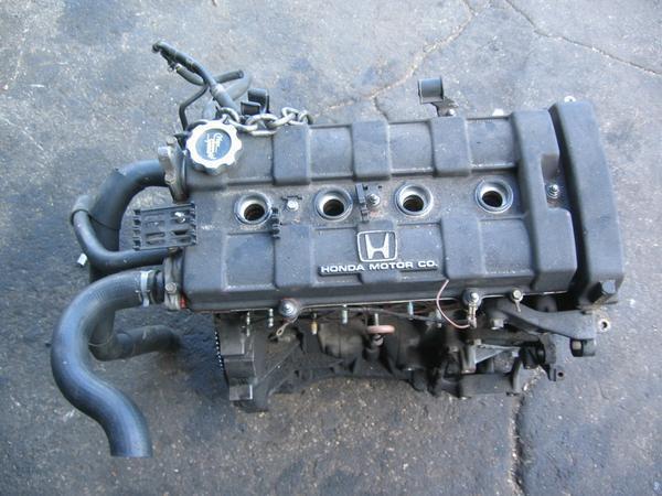 90 91 92 93 acura integra oem engine motor block b18a1 ls rs gs ebay