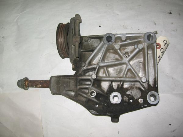 Pulley Tensioner Bar : Honda civic oem ac a c air compressor pump bracket