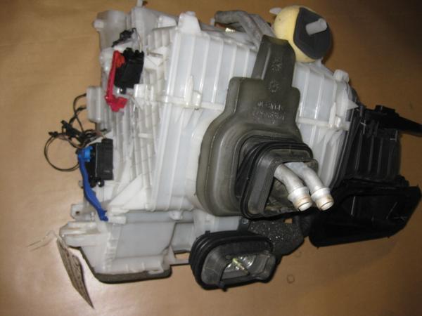 04 saab 9 3 oem ac evaporator heater core blower unit ebay for Blower motor for ac unit
