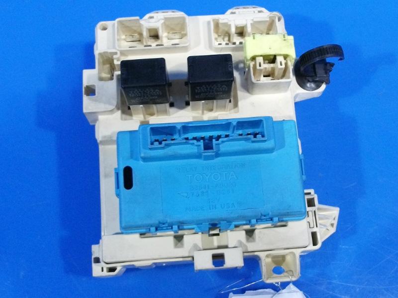 2007 toyota corolla fuse box junction box 2 98 corolla fuse box 98-02 toyota corolla oem in-dash fuse box with relay ...