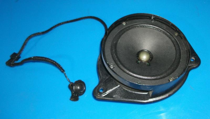 Details about 00-05 Benz S430 S500 W220 OEM rear Right side door speaker