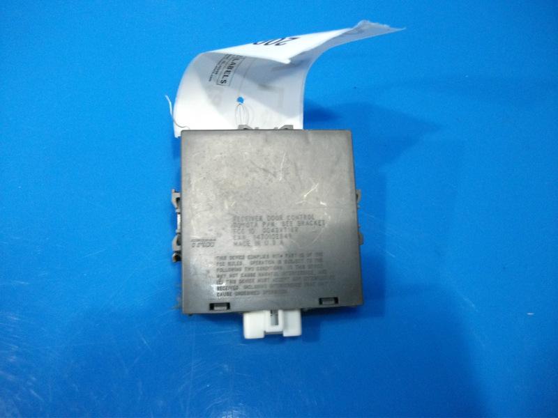 97-01 Toyota Camry OEM door control receiver module part # 89741-06010 & 97-01 Toyota Camry OEM door control receiver module part # 89741 ...