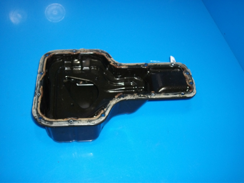 98 02 toyota corolla oem engine motor oil pan ebay