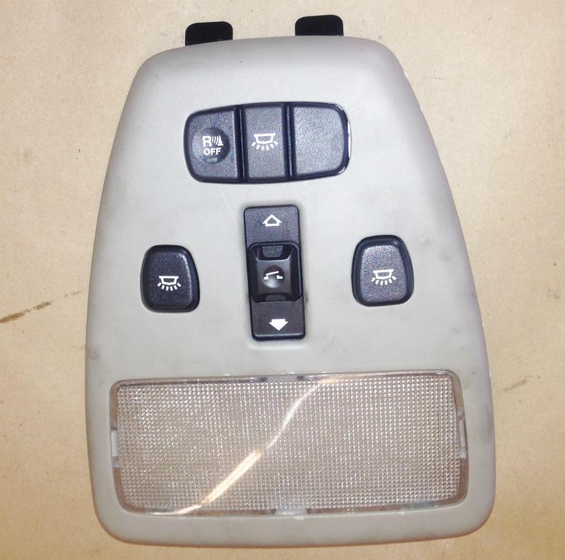 2001 Jaguar S Type Interior: 00-02 Jaguar S Type OEM Overhead Interior Light With