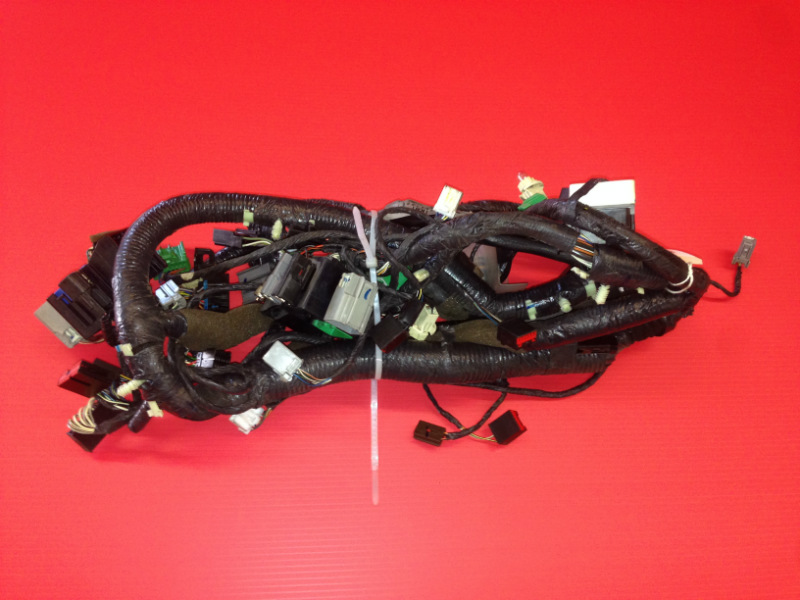 this is a dash wiring harness removed from a 2001 jaguar s-type  part # is  d1-1r8t-14401-bc  should fit 00-02 jaguar s type but please double check to  be