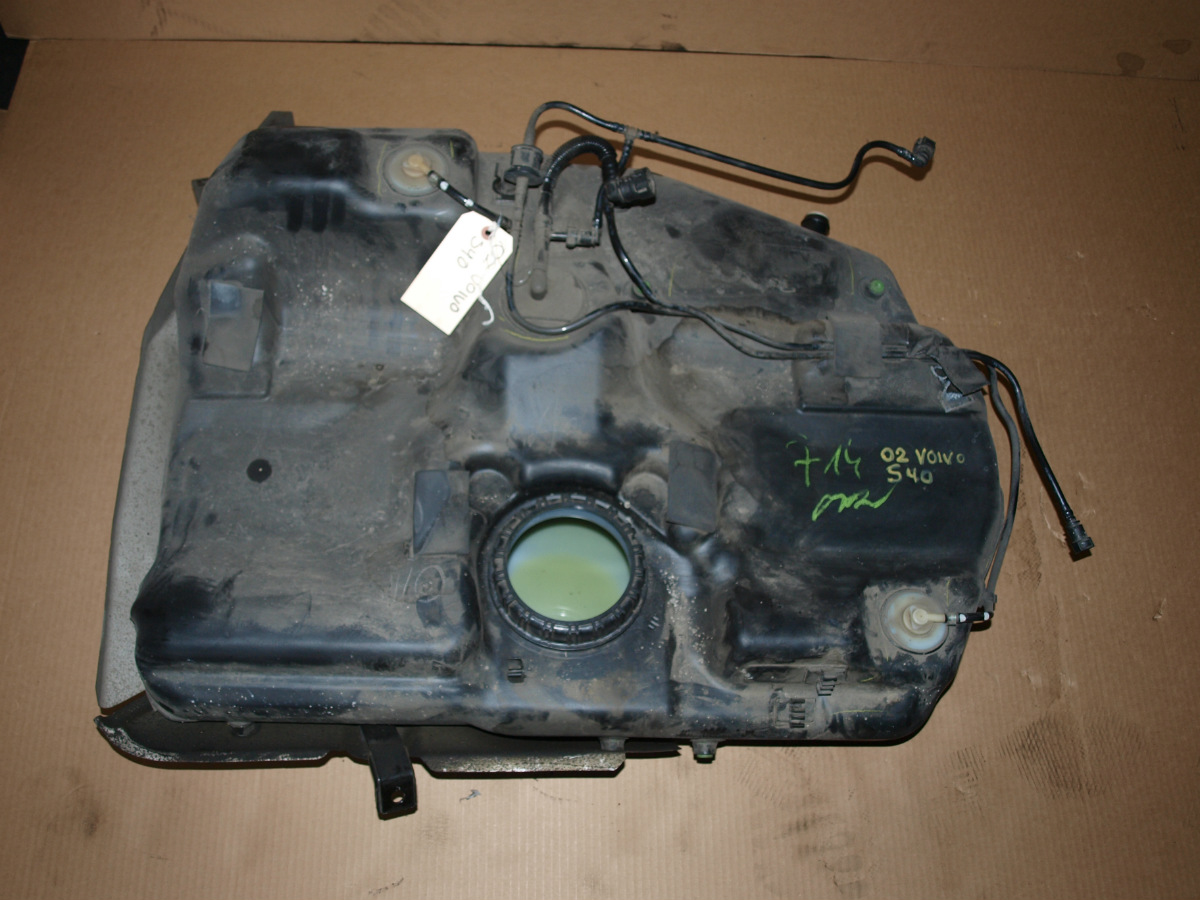 00-04 Volvo S40 OEM fuel gas tank container bottle | eBay