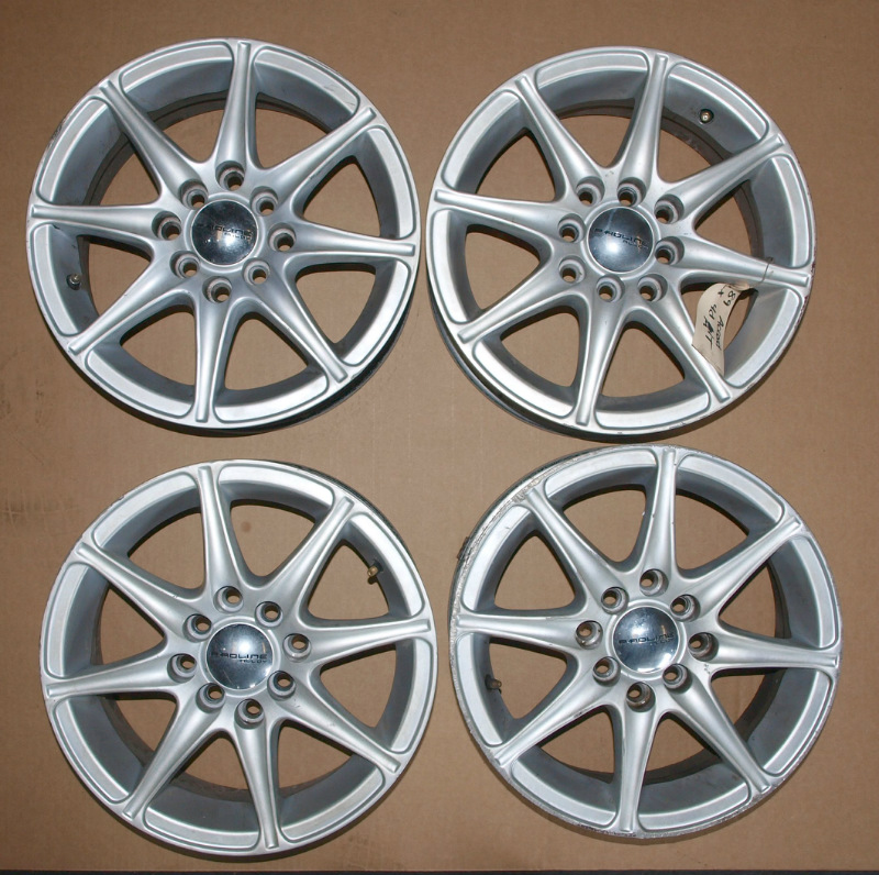 civic integra universal 14 proline wheels rims 8 spoke