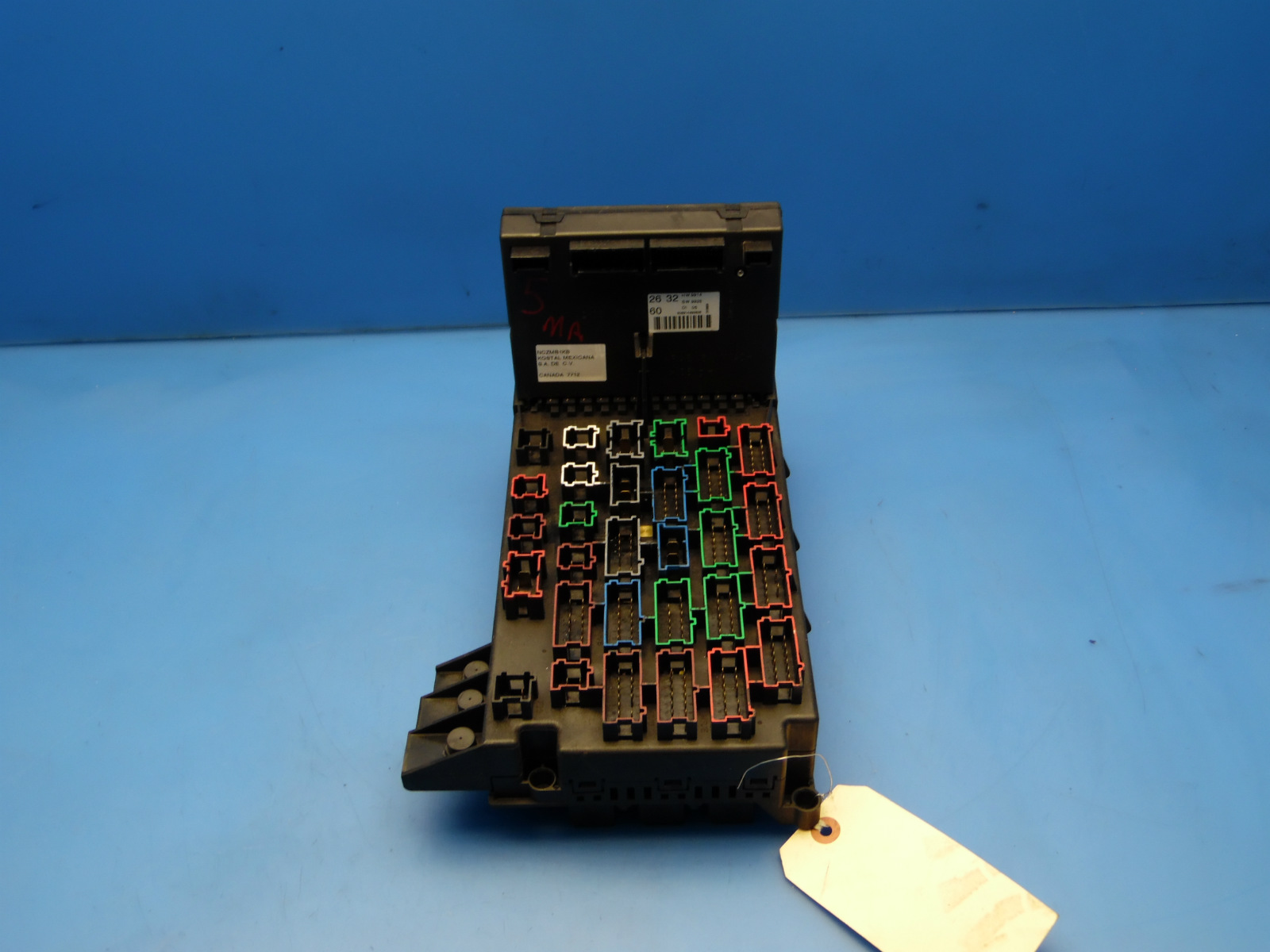 For Mercedes Ml320 Fuse Box