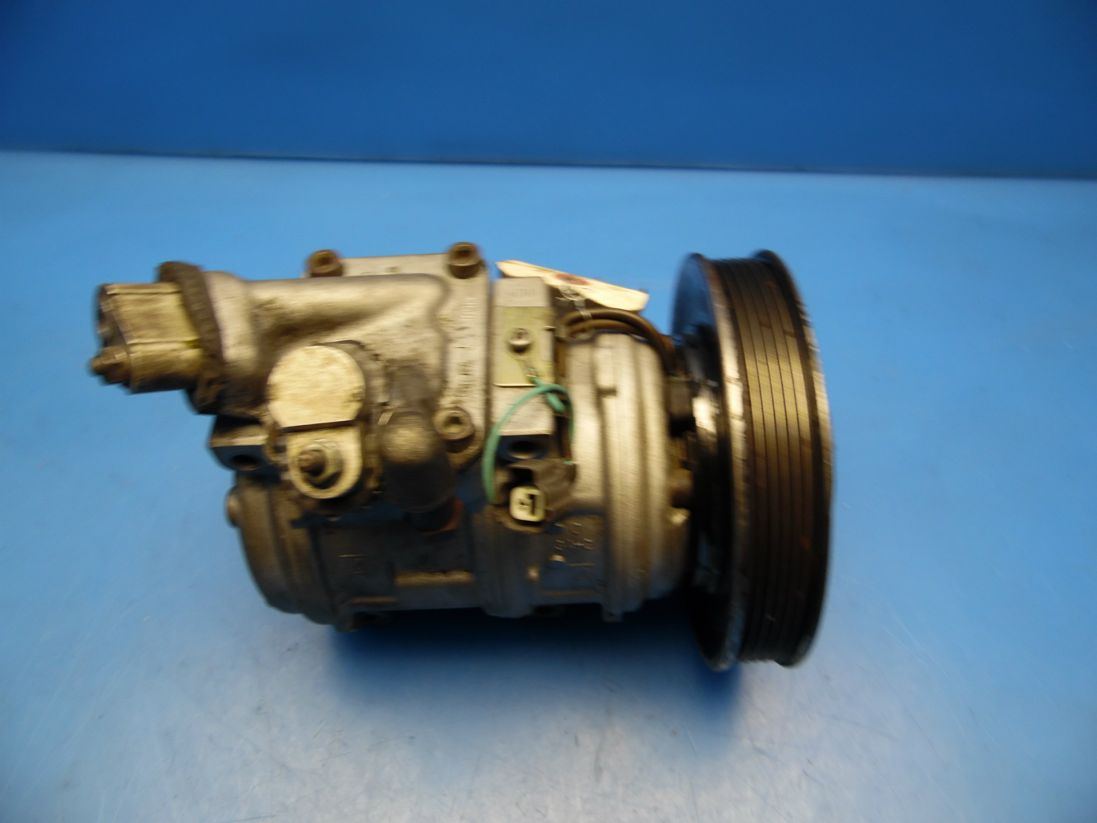 97 Acura CL OEM A/C ac compressor pump with clutch 2.2 Part # MC447200-4560