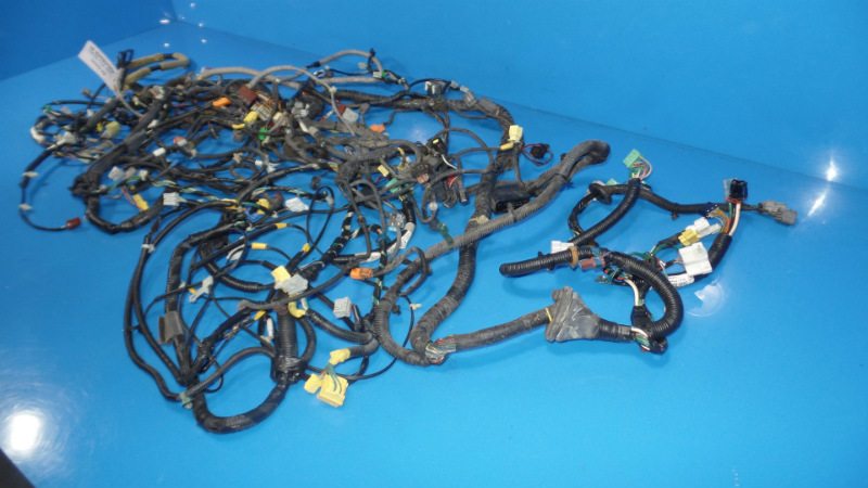 02-05 Honda Civic OEM interior engine bay wiring harness loom ...