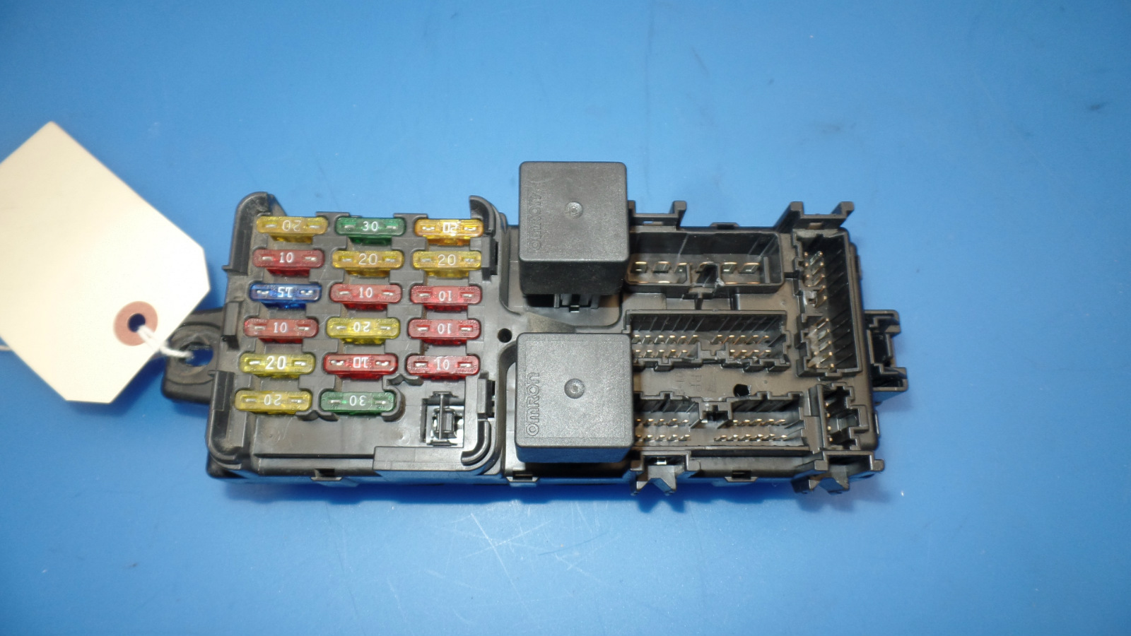 95 99 mitsubishi eclipse oem in dash fuse box with fuses and relays 1 ebay 95 Eclipse GSX 96 Eclipse