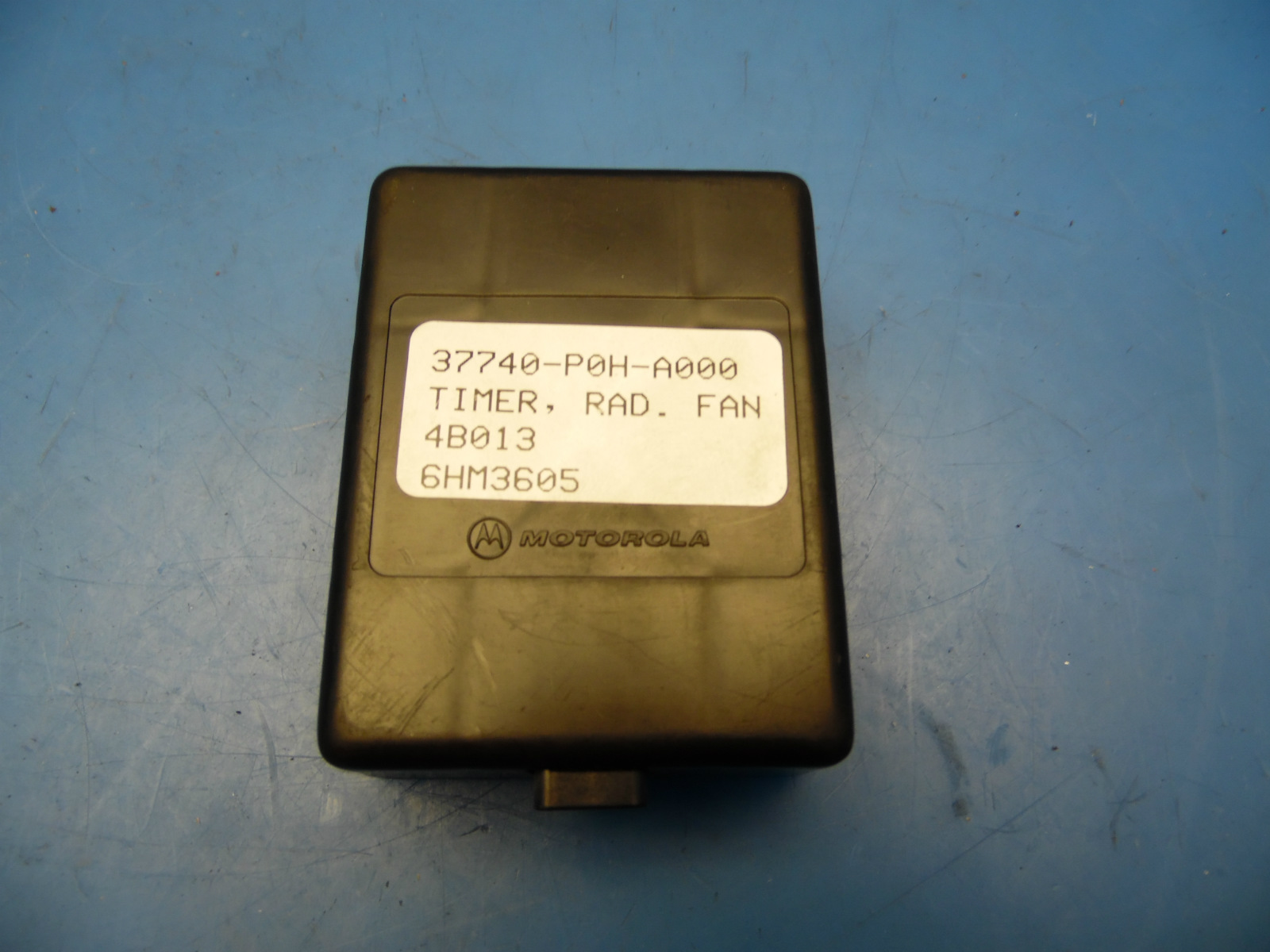 94-97 Honda Accord OEM radiator cooling fan timer relay