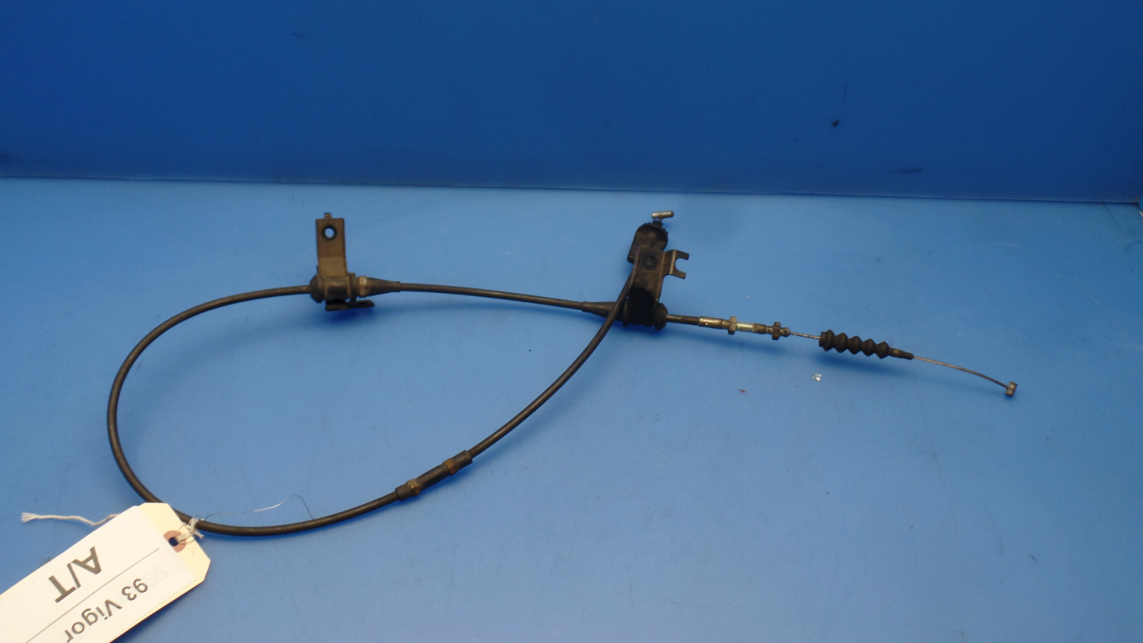 This Is A Throttle Cable Removed From 93 Acura Vigor SHOULD Fit 92 94 But Please Double Check Part To Be Sure Of Fitment