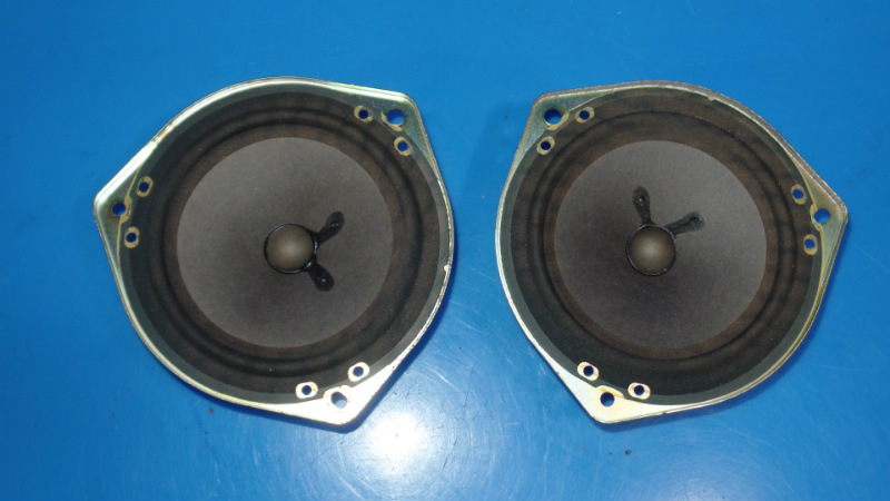 02 06 acura rsx altavoces oem stock factory 6 1 2 bose p n 39120