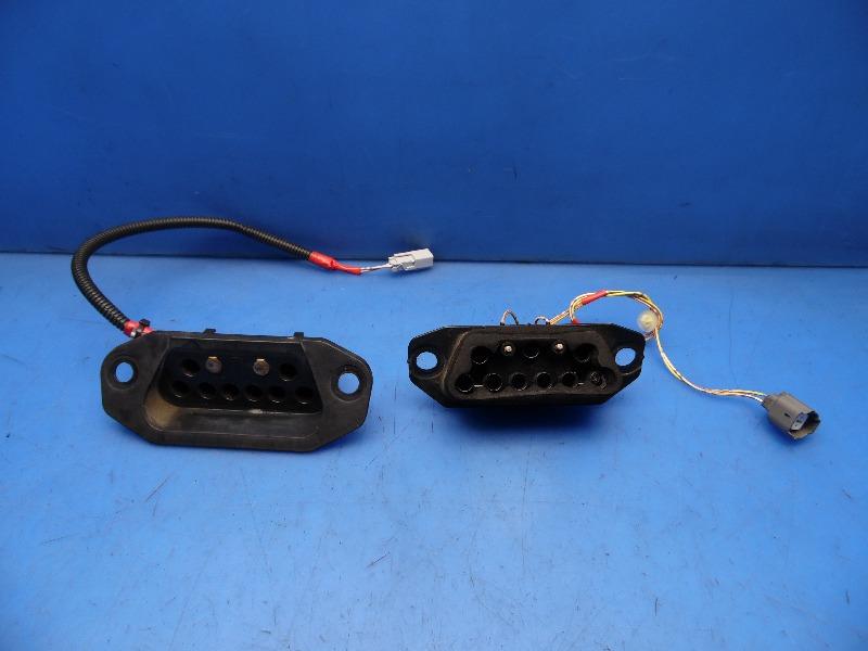 99-04 Honda Odyssey Genuine OEM Sliding Door Cables Left Side