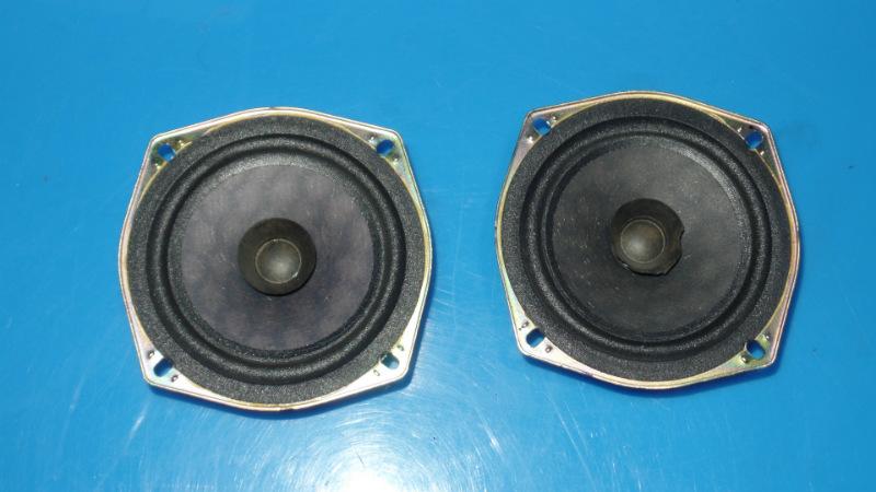 02 05 subaru wrx impreza oem rear speakers stock factory x2 part 86301 fe070 ebay. Black Bedroom Furniture Sets. Home Design Ideas