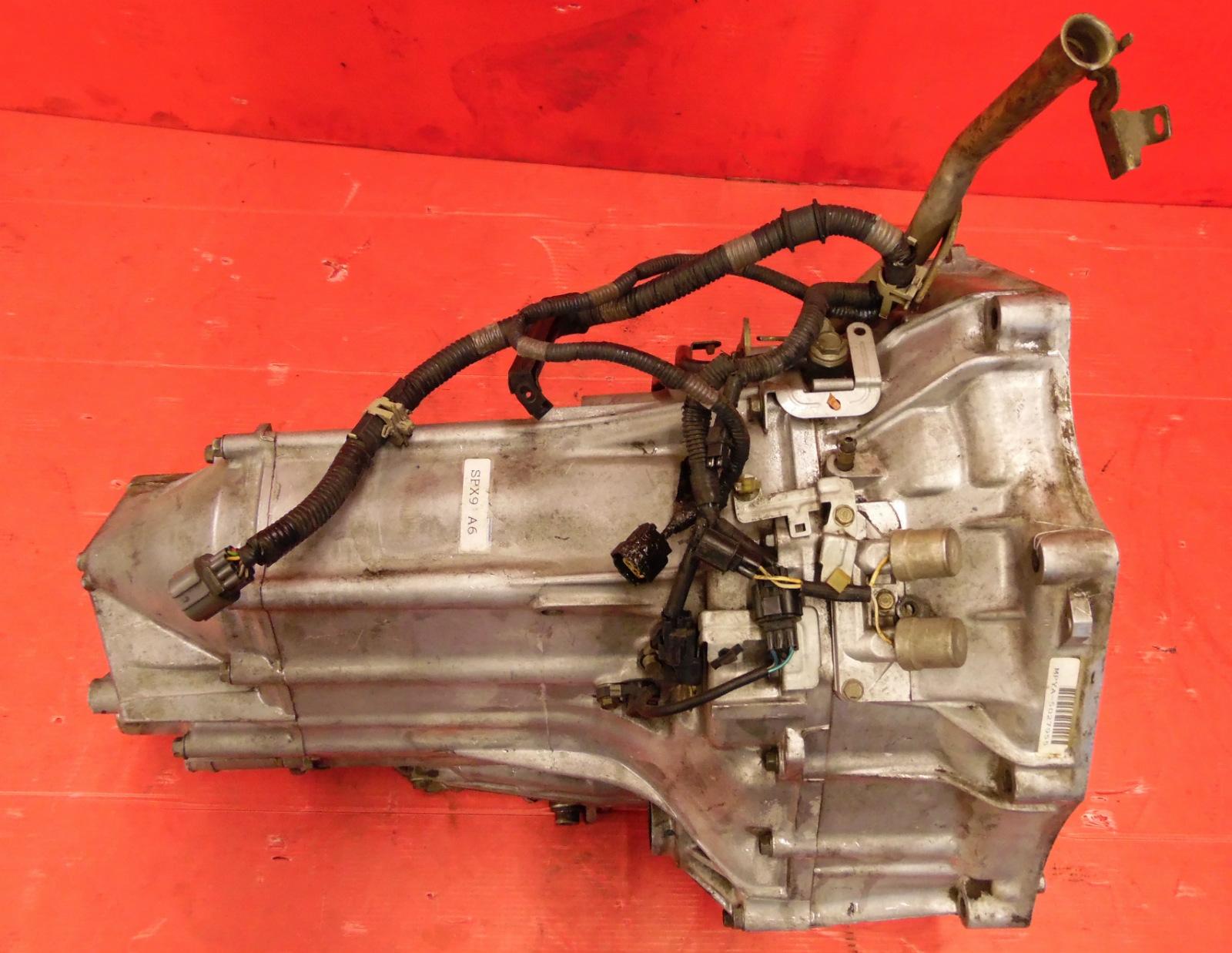 Acura Legend OEM Complete Automatic Transmission MPYA - 1990 acura legend transmission