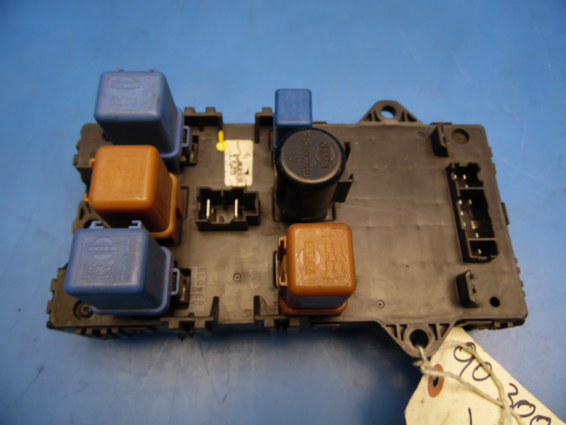 90 96 nissan 300zx oem in dash fuse box with fuses and relays Liberty Fuse Box  300ZX Small Fuse Box 1990 Nissan 240SX Fuse Diagram 300ZX Wire Diagram