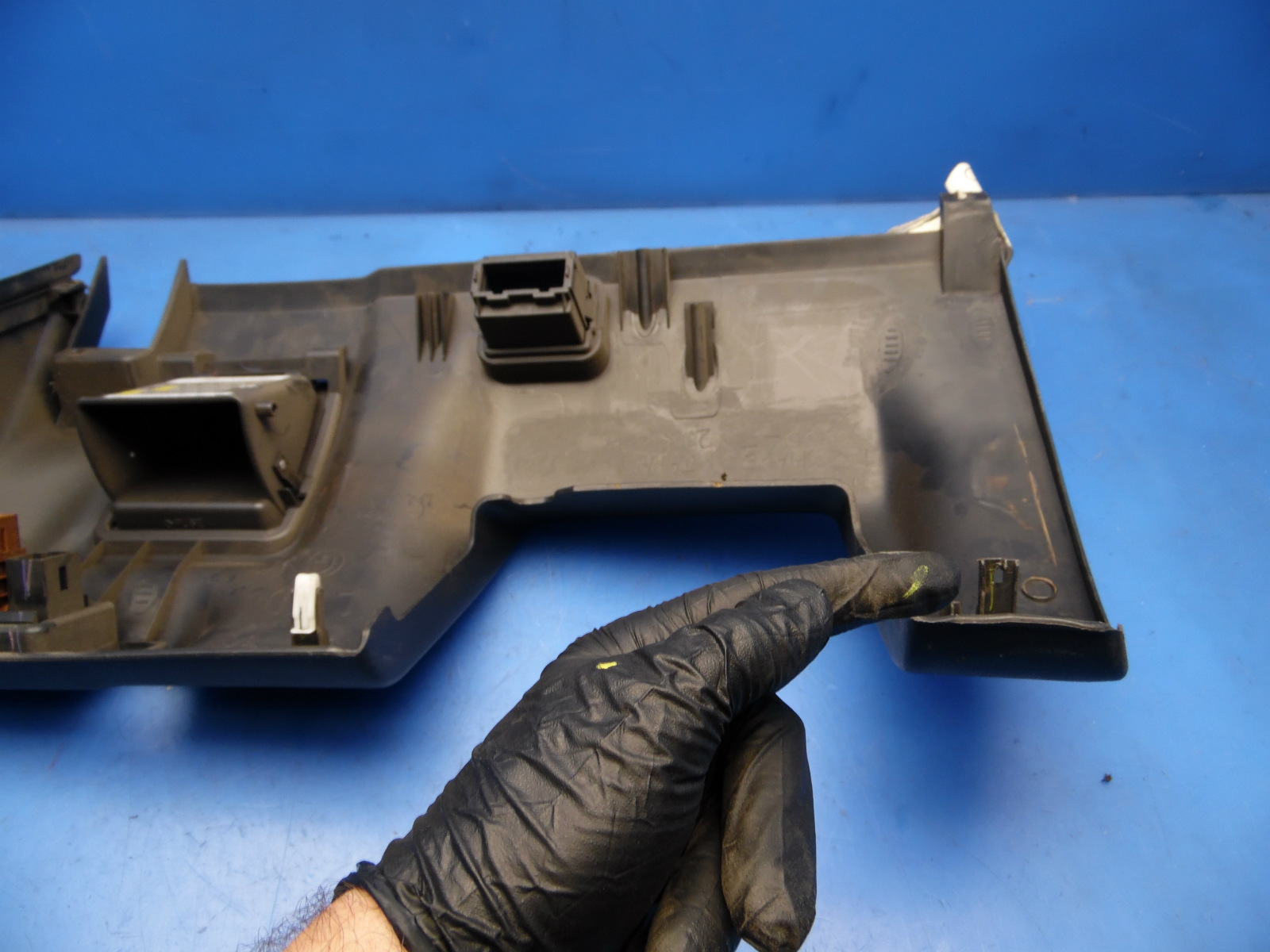 02 05 Wrx Impreza Oem Under Dash Cover Compartment Fuse Box Diagram 1998 Audi Canada Main Flaws 3