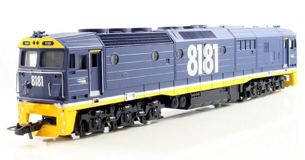 Powerline Ho P206 Freight Rail 81 Class Locomotive