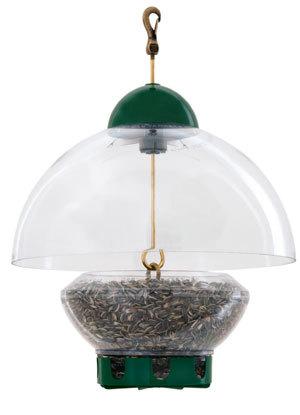now free droll yankees squirrel proof big top bird feeder