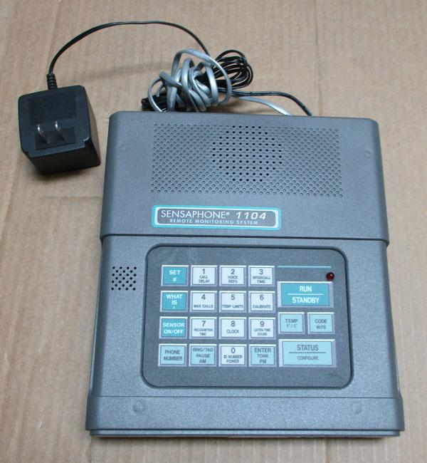 Remote Monitoring System : Sensaphone remote monitoring system ebay