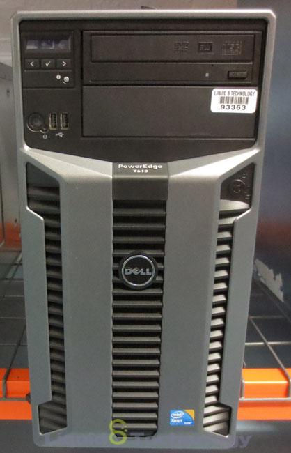 Dell PowerEdge T610 2x Quad-Core Xeon E5540 2.53GHz 32GB ...
