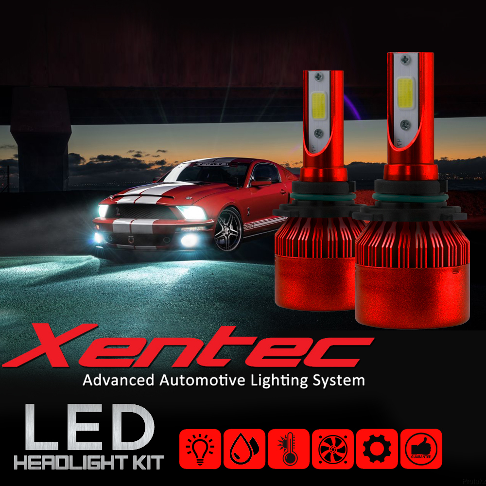 Xentec 120W 12800lm LED Headlight Kit For 2004-2014 Acura