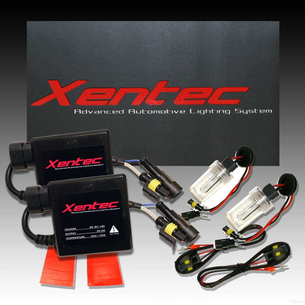 xentec hid kit gmc yukon envoy jimmy sierra terrain car headlight