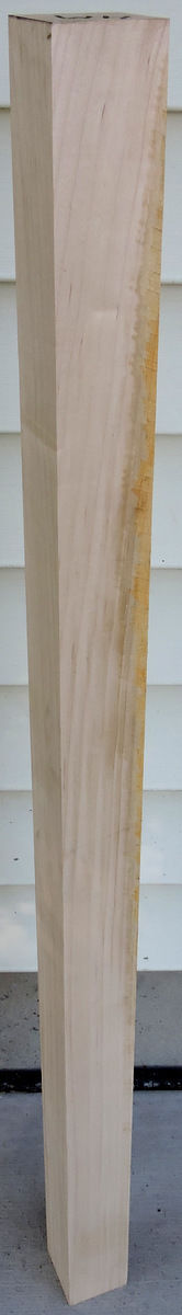 Hard Maple Wood Walking Canes 2x2x36 Table Legs Furniture Parts Making Game Call