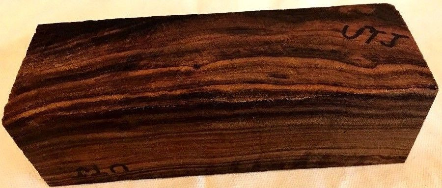 Arizona Desert Ironwood Timber 2x2x6 Knife Handles Duck