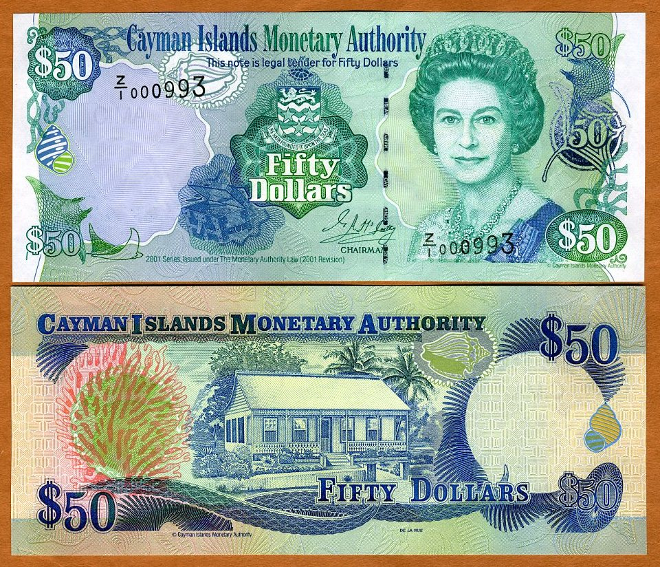 Cayman Islands 10 Dollar P 40 a 2010 Combine FREE! 2011 UNC D-1 Low Shipping