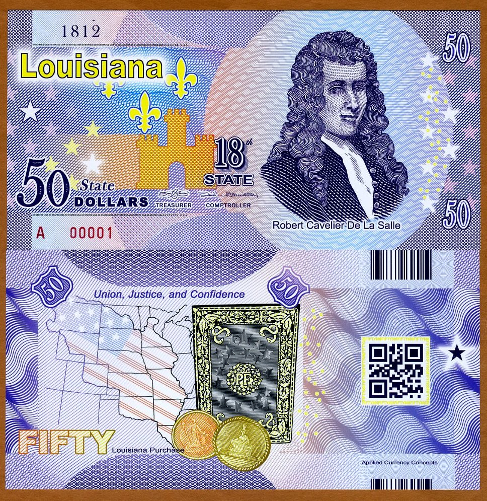 Massachusetts UNC $50 ND Polymer 2014 P-N//L USA States