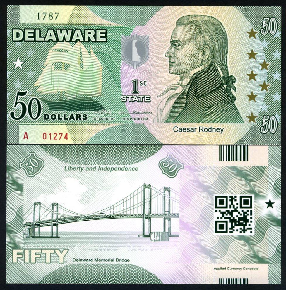 UNC Louisa May Alcott ND 2014 Polymer P-N//L USA States Pennsylvania $50