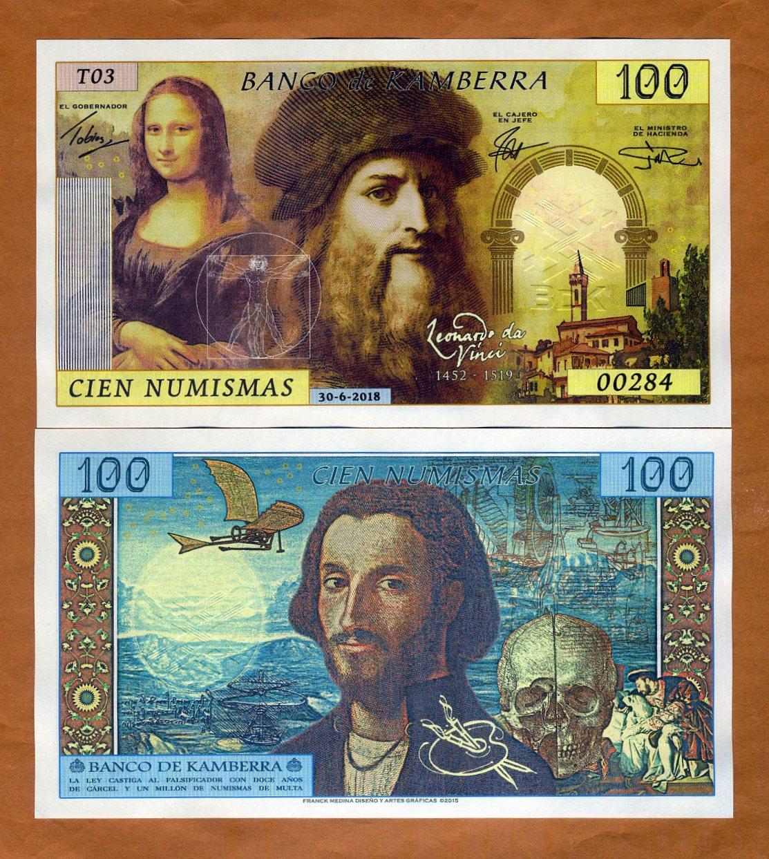 SPECIMEN Kingdom 5 Numismas 2006 Kamberra UNC /> Benjamin Franklin