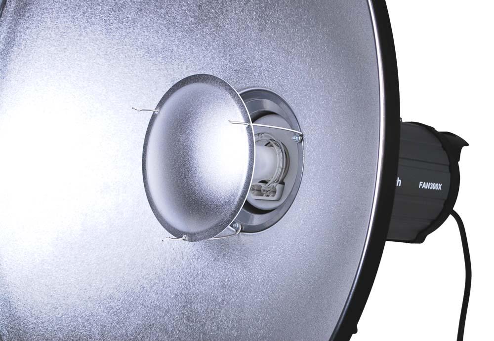 Beauty Dish 55cm, moderntex