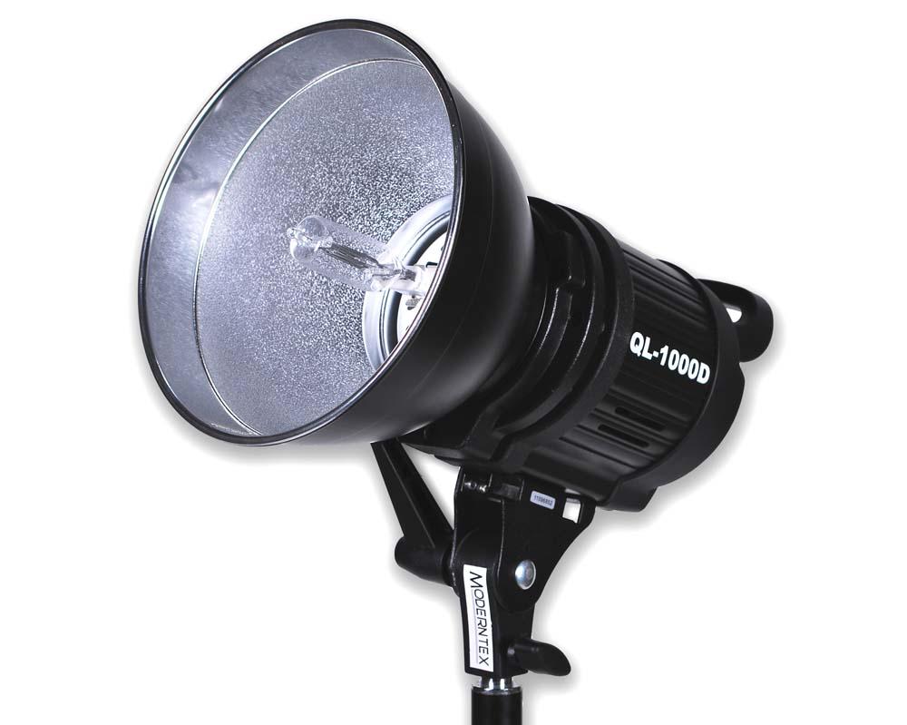 Dauerlichtlampe 1000W Digital Quarzlight moderntex