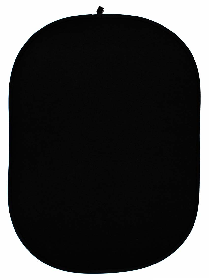 Faltreflektor, schwarz