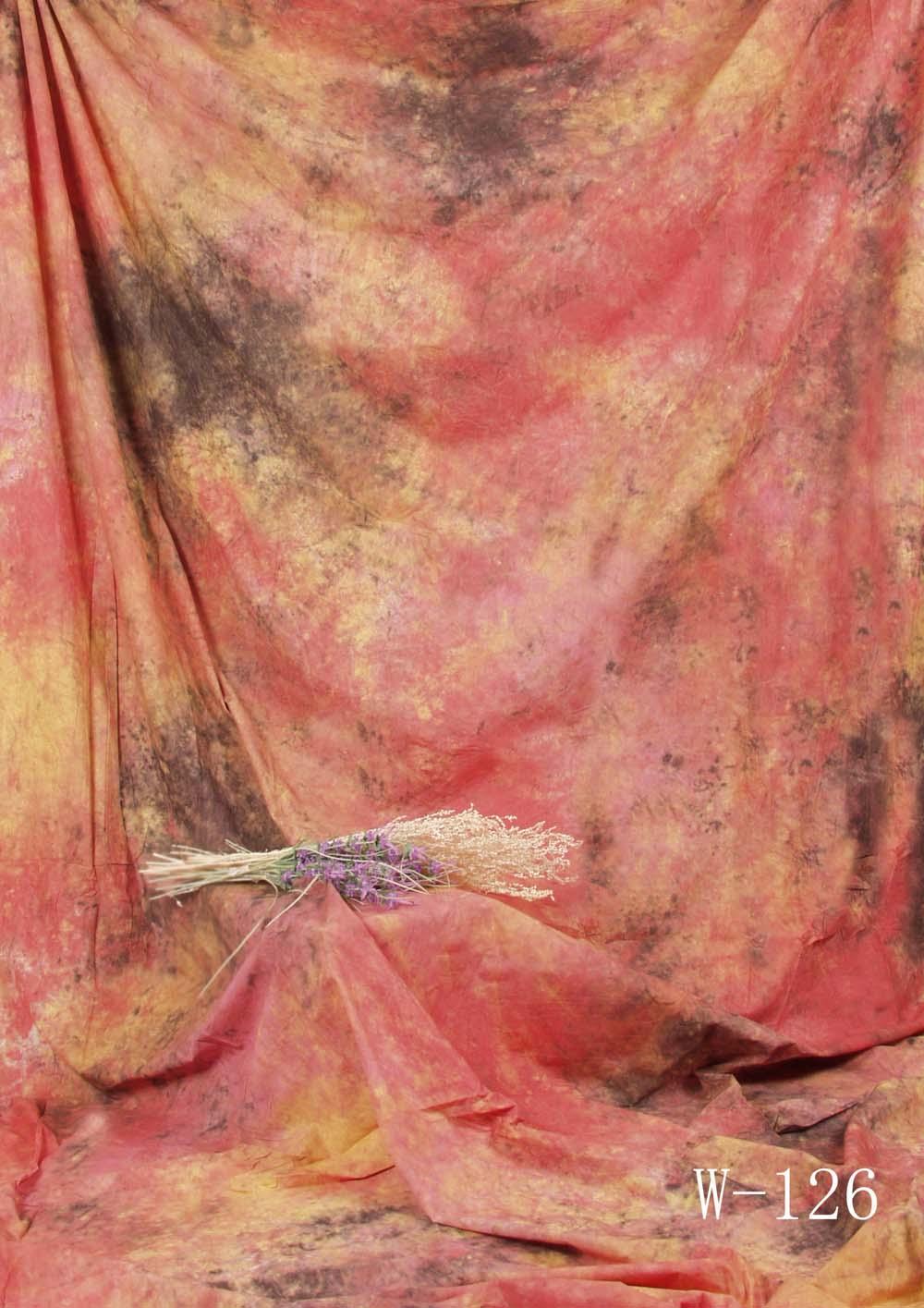 Fotostudio Hintergrund  strukturiert Spätherbst Batik