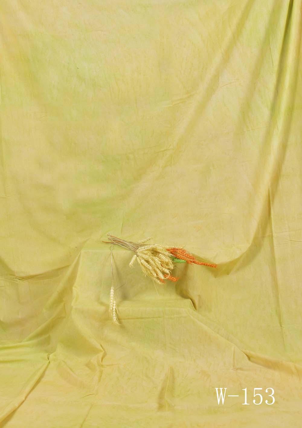 Fotostudio Hintergrund  strukturiert Limette Batik
