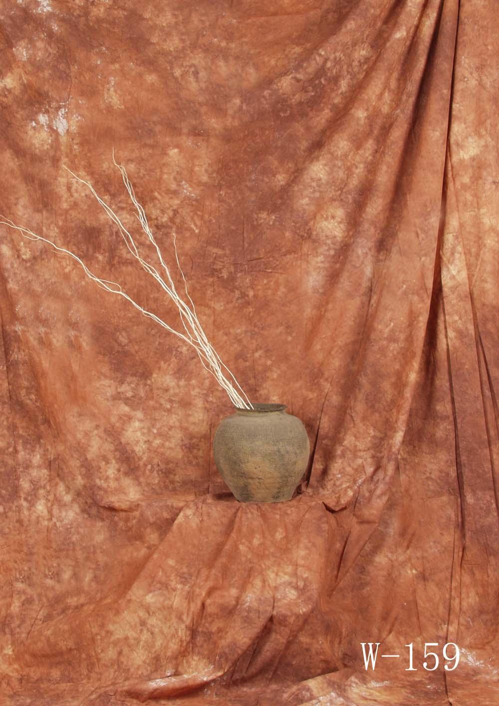Fotostudio Hintergrund  strukturiert schokofarben Batik