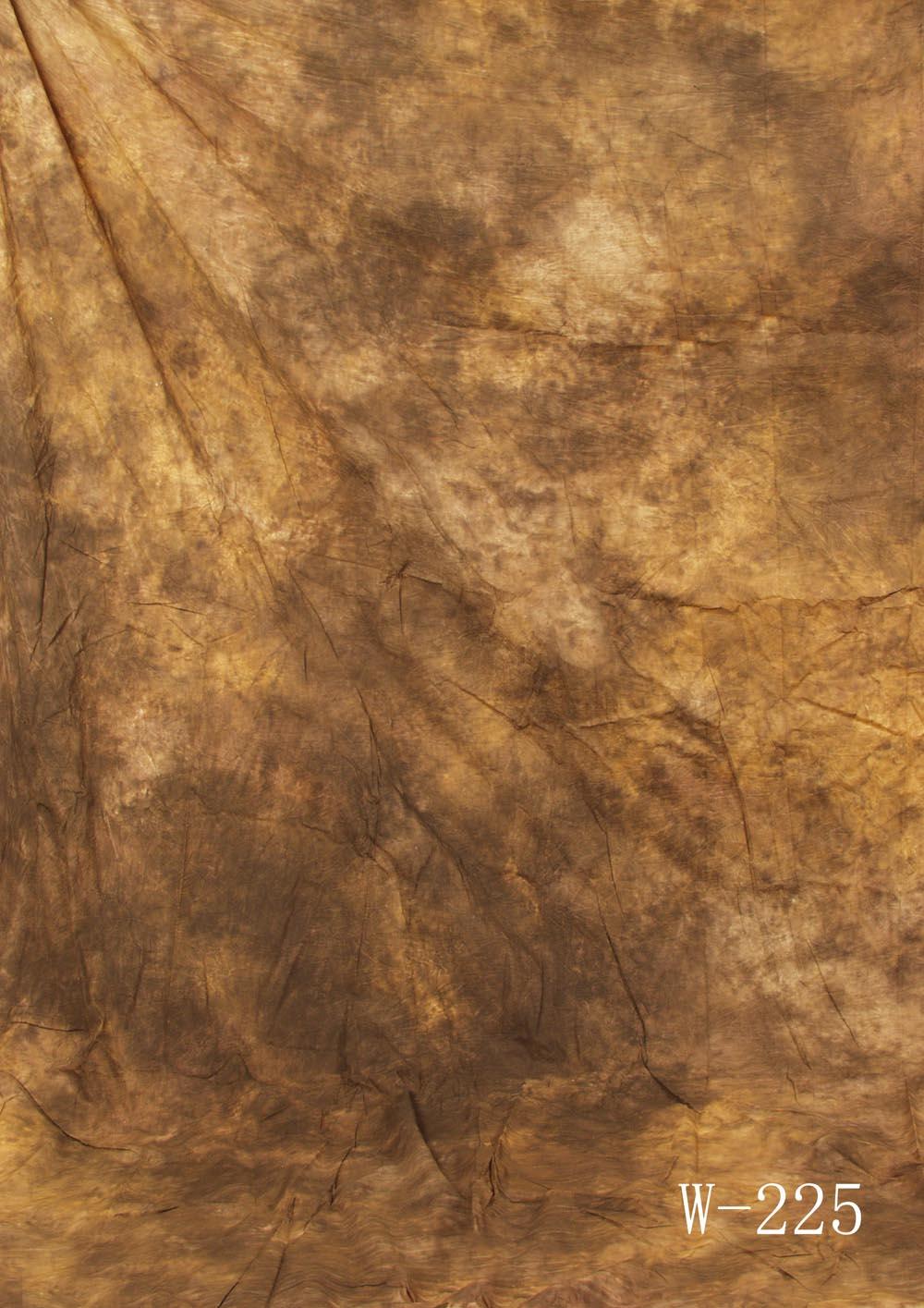 Fotostudio Hintergrund  strukturiert braun Batik