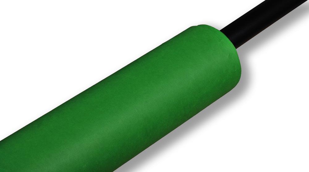 Papierhintergrund Hintergrundkarton grün, greenscreen, Chromakey