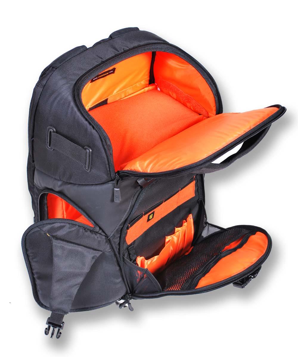 Rucksack, Fotoausrüstung, Taschen, moderntex