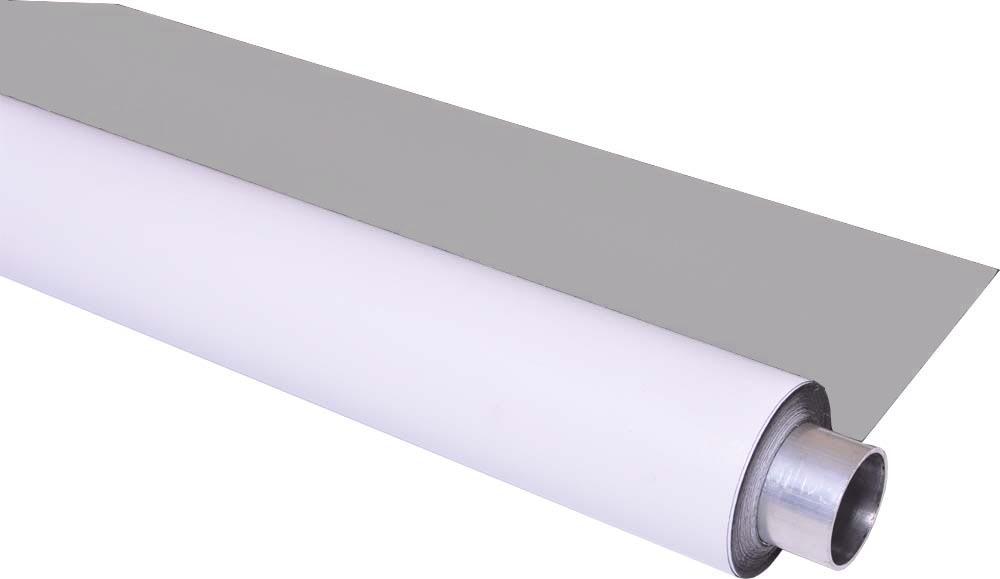 DUO Vinylhintergrund grau und weiß, moderntex