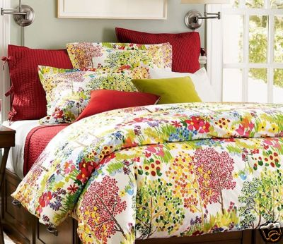 Cotton Percale Duvet Cover King