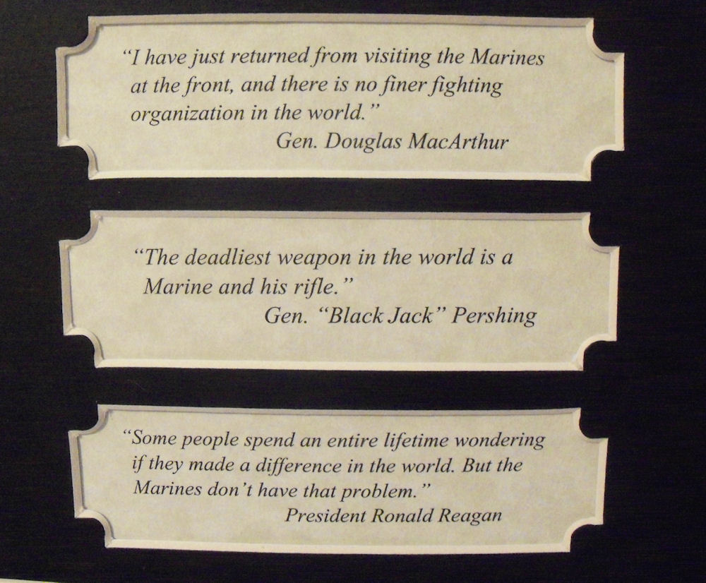 Famous Marine Corps Quotes Famous Marine Corps Quotes Endearing Best 25 Marine Corps Quotes