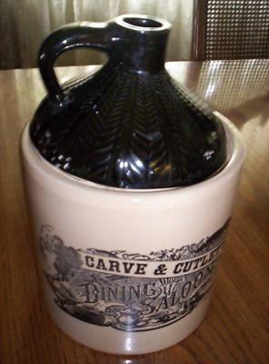 Mybabe N Everything Else Holt Howard Ceramic Whiskey Jug