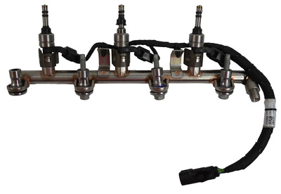 used genuine oem engine fuel injector rail wiring harness for buick 12629930 ebay