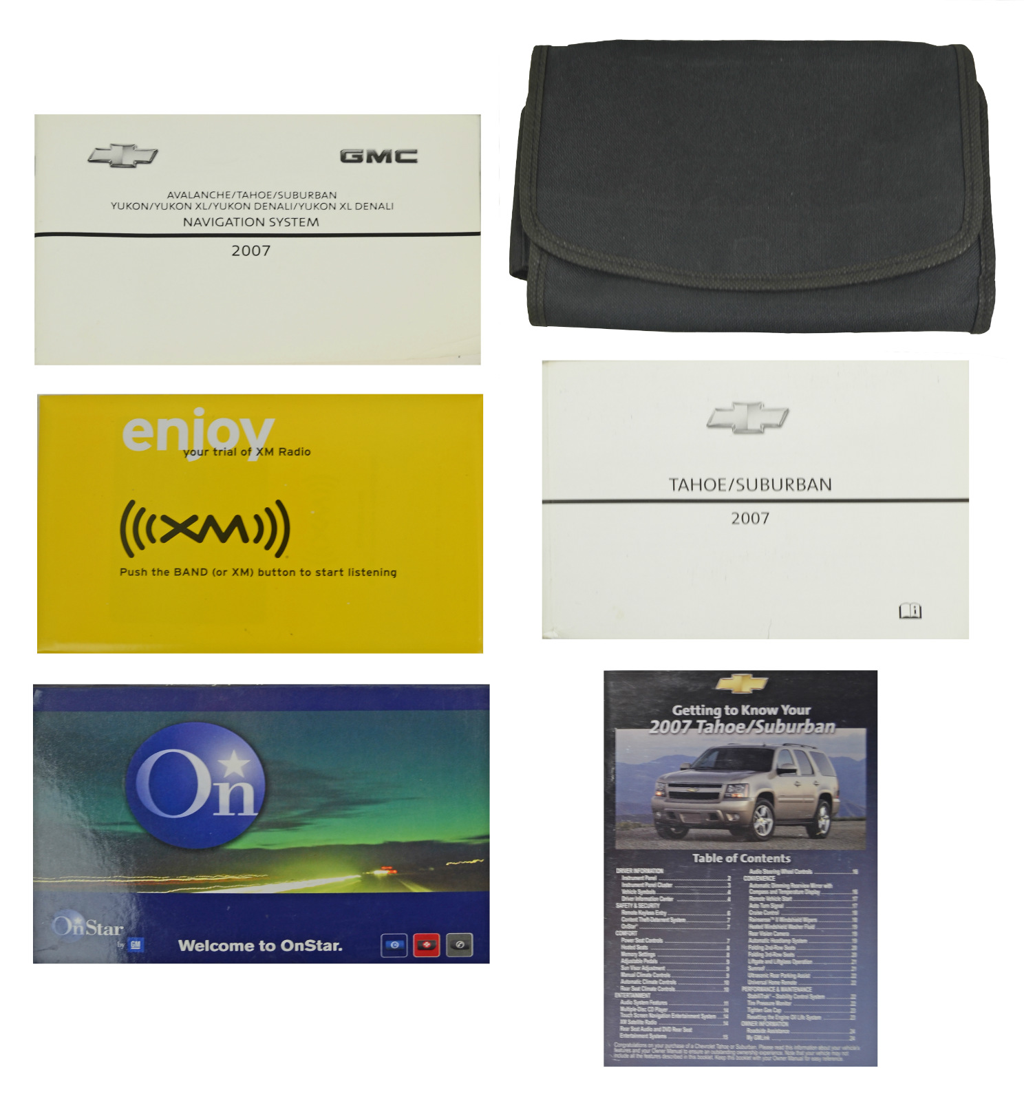 Crisecard blog 2007 chevrolet suburban lt owners manual fandeluxe Image collections